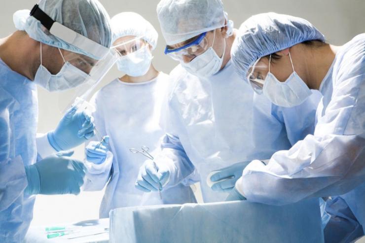 Показания к операции при синдактилии пальцев ног