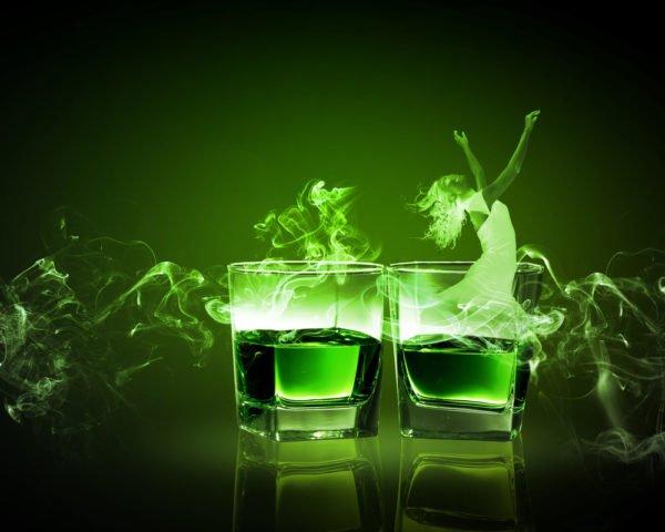 Как правильно пить абсент в домашних условиях 3 способа