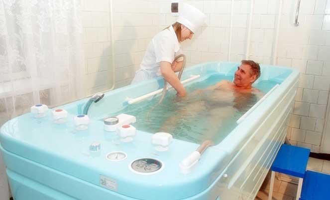 Лечение заболеваний суставов в санаториях России