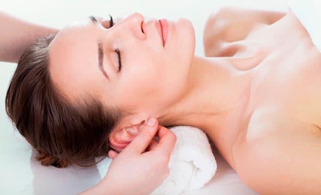 Польза массажа ушей