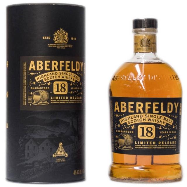 Секреты неповторимого вкуса и аромата Аберфелди. Сортовая линейка и стоимость виски