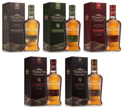 Традиции изготовления виски Томатин. Особенности сортовой линейки и стоимость