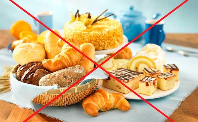 Запрет на сладости во время химиотерапии рака яичников