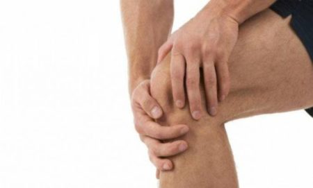 Боль в колене при сгибании