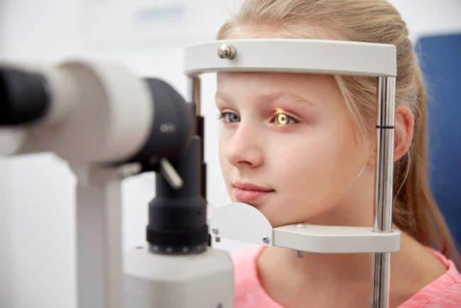 диагностика врожденной глаукомы у ребенка