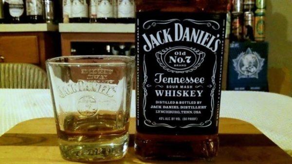 Jack Daniel's пожалуй лучший виски в мире