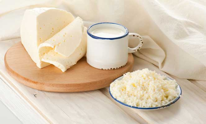 Полезные продукты после перелома костей