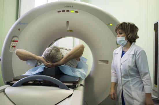 Что показывает МРТ нижних конечностей?