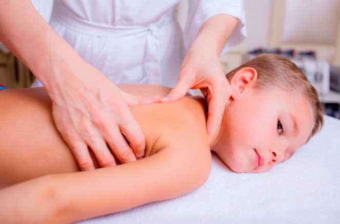 Мануальная терапия для детей при бронхиальной астме