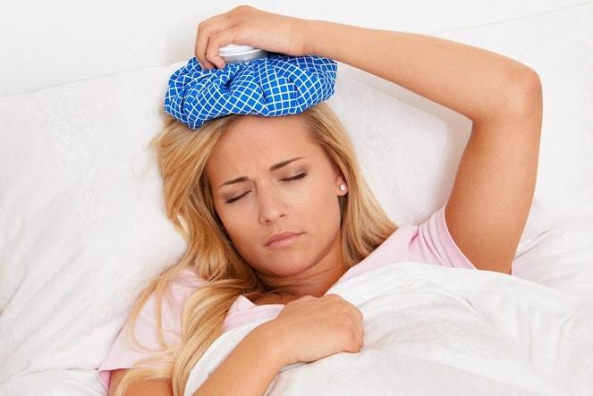 Болит голова после ЧМТ
