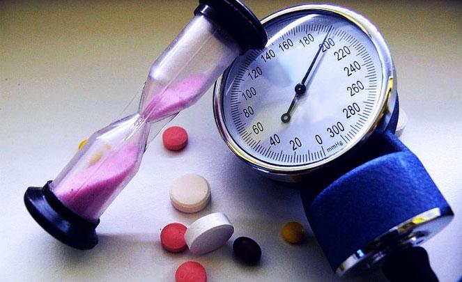 Медицинские препараты от давления при диабете