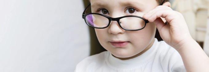катаракта у ребенка