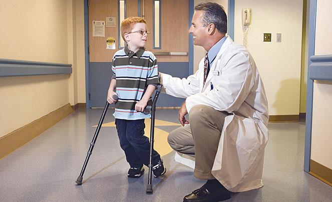 Санатории для лечения детей с ДЦП