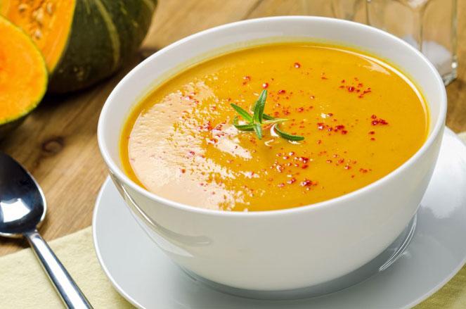 Жидкая и перетертая пища - основное питание при раке желудка
