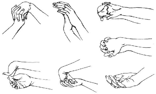Гимнастика для пальцев после перлома