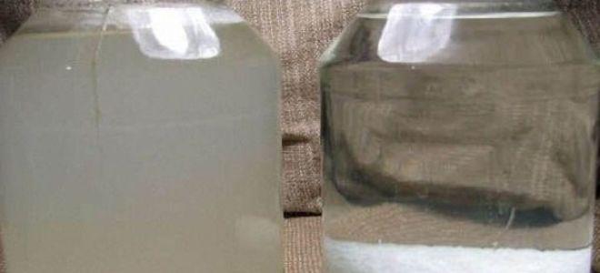 Очистка самогона от сивушных масел в домашних условиях