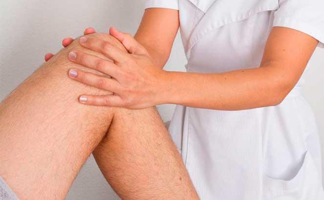 Массаж коленного сустава в санаториях России