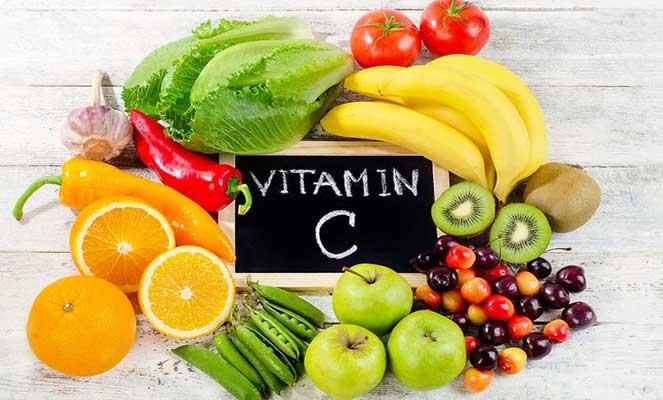 Продукты, богатые витамином С