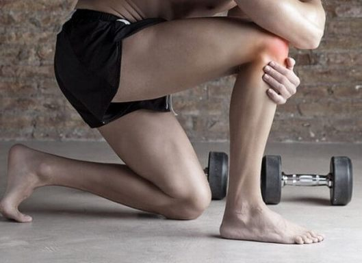 Боль в колене после физических нагрузок