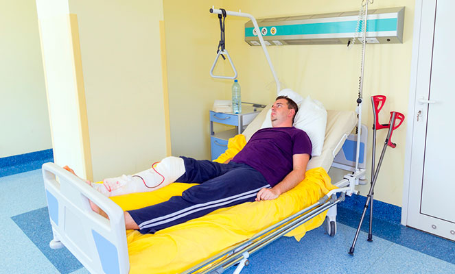 Послеоперационный период восстановления после артроскопии колена