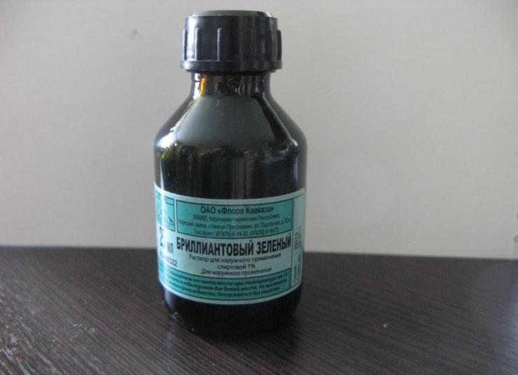 Использование Хлоргексидина при лечении грибка ногтей