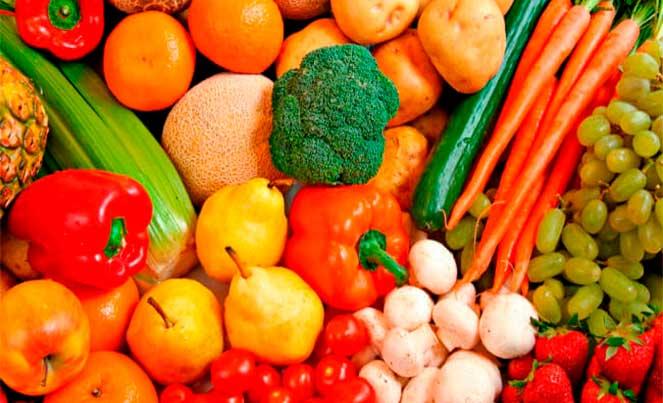 Овощи и фрукты с биофлавоноидами при химиотерапии
