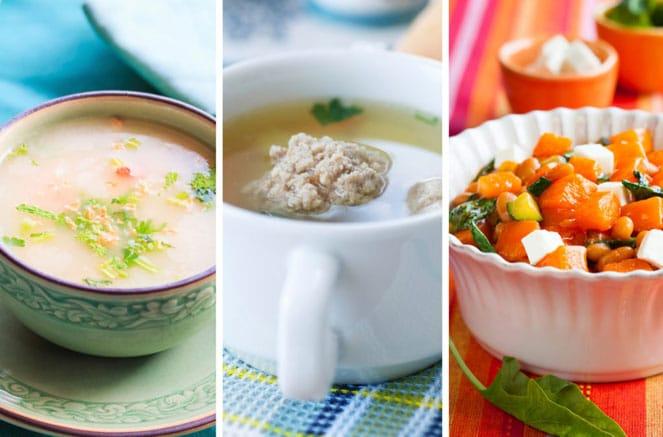 Рекомендованные блюда при рефлюкс гастрите и эзофагите