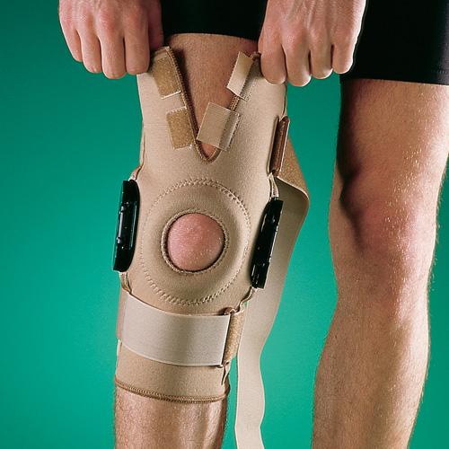Наколенник при гонартрозе коленного сустава