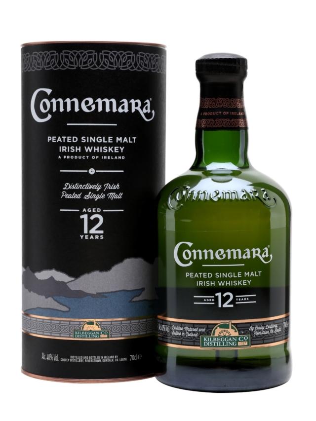 Особенности традиционного ирландского виски Коннемара с дымком. История бренда, линейка сортов и стоимость