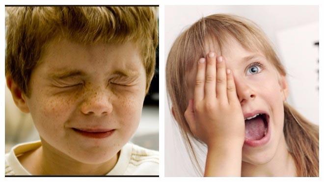 гимнастика для глаз при дальнозоркости у детей