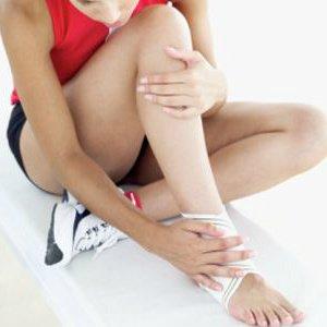 Боль в передней большеберцовой мышце при ходьбе