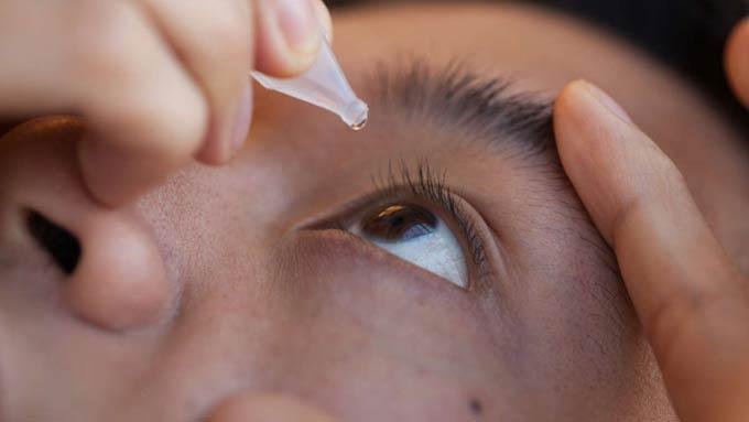 витаминные капли для глаз при близорукости