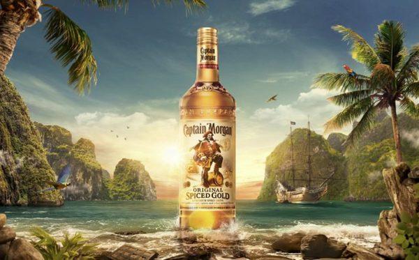 Сорта ямайского рома Капитан Морган (Captain Morgan) пьем правильно