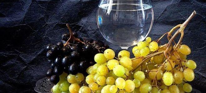 Как сделать самогон из вина