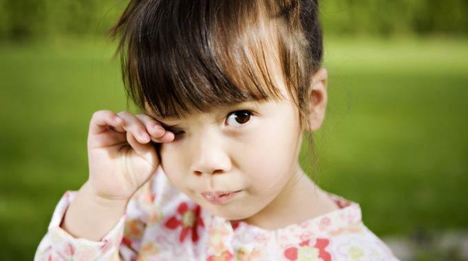как лечить ячмень ребенку