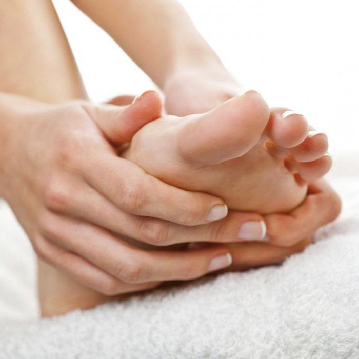 Причины и лечение отложения солей в суставах ног