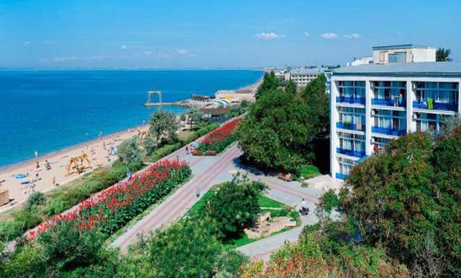 Крымский санаторий