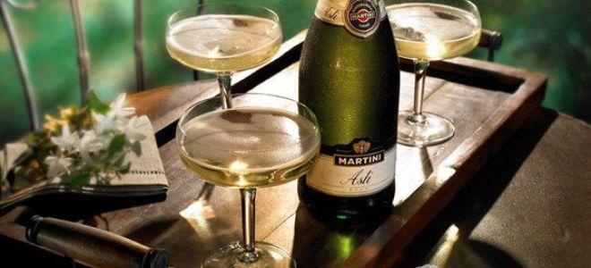 Праздничное шампанское