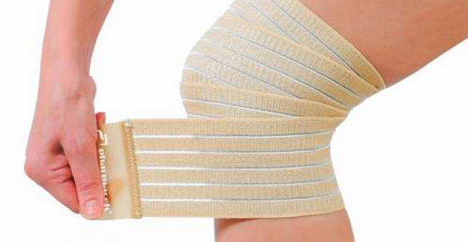 Эффективные мази при растяжении мышц и связок ноги