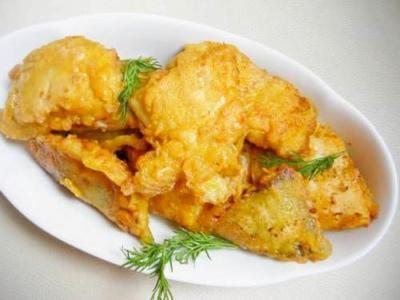 Простые рецепты кляра на пиве для рыбы. Обжарка и советы