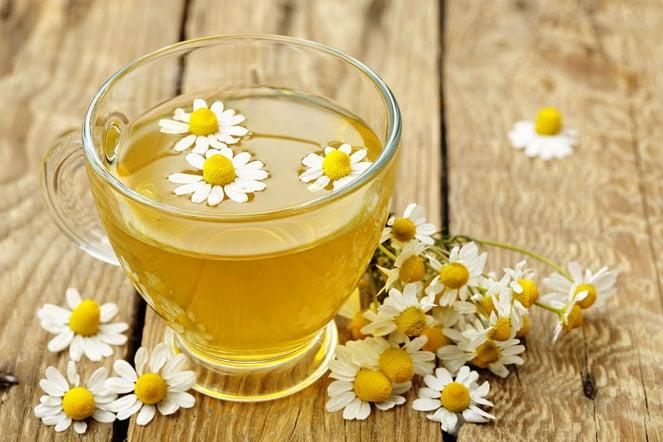 Травяные чаи рекомендуются при длительном стрессе