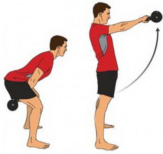 Упражнения на заднюю группу мышц бедра