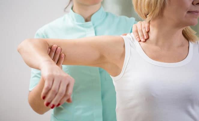 Восстановление после перелома плеча