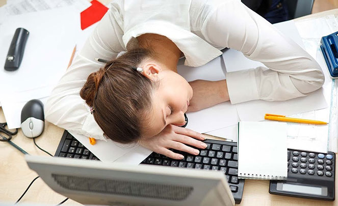 Как избавится от усталости