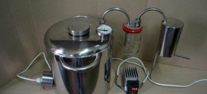 Что такое электрический самогонный аппарат